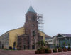 Saint-Pierre et Miquelon - St Pierre: Catholic church - Cath�drale de Saint-Pierre - photo by B.Cloutier