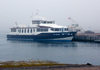 Saint-Pierre et Miquelon - St Pierre: Maria Galanta - ferry bound for Fortune in Newfoundland - photo by B.Cloutier