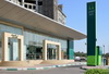 Saudi Arabia - Riyadh / Riade / RUH: King Fahd international stadium - entrance - photo by F.Rigaud