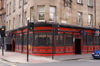 Scotland - Glasgow - The Old Ship Bank Public House on Saltmarket - photo by C.McEachern