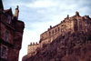 Scotland - Ecosse - Edinburgh: he castle - the old town -  UNESCO World Heritage Site - photo by F.Rigaud