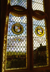 Scotland - Stirling: St Clair Window - Chapel Royal - Stirling Castle - Saint Clair - stained glass - photo by F.Rigaud