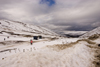 Cairngorm Mountains, Highlands, Scotland: Ski resort - photo by I.Middleton