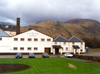 Scotland - Highlands: Ben Nevis and the whisky distillery - near Fort William - photo by P.Willis