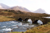 Scotland - Isle of Skye: Sligachan bridge - photo by P.Willis