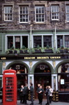 Scotland - Ecosse - Scotland - Edinburgh: Deacon Brodie's tavern - Lawnmarket - photo by F.Rigaud