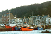 Glengoyne: trawlers at the fishing harbour - photo by M.Torres