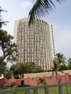 Senegal - Dakar: BCEAO Headquarters - Central Bank of West African States - Banque Centrale des �tats de l'Afrique de l'Ouest - photo by G.Frysinger