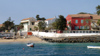 Senegal - Gorée Island: small beach - photo by G.Frysinger