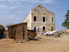 Senegal - Gor�e Island: ruins in the fort - photo by G.Frysinger