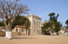 Senegal - Gor�e Island: colonial architecture in the fort - photo by G.Frysinger