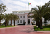 Senegal - Dakar: Presidential Palace - photo by G.Frysinger