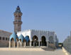 Senegal - Touba - Great mosque - arches and domes - photo by G.Frysinger