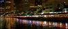 Singapore: restaurants by the water - nocturnal - Boat Quay - photo by P.Jolivet