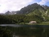 Slovakia - High Tatras - Popradské Pleso: lake side - photo by J.Kaman