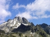 Slovakia - High Tatras: peaks - closer - photo by J.Kaman