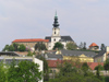 Slovakia - Nitra: Upper Town and the Castle - photo by J.Kaman