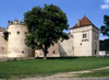 Slovakia - Kezmarok - Presov Region: Kezmarok castle - stronghold of the Thokoly family - old Spis region - photo by J.Fekete