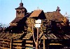 Slovakia - Ulicske Krive - Zemplin traditional region / Východoslovenský: Russian wooden church- Snina District - Prešov Region - Unesco world heritage - photo by K.Pajta