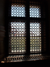 Slovakia - Levoca - Presov Region: a window in the Old Town Hall - photo by J.Fekete