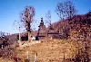 Slovakia - Mirola village - Saris region  / V�chodoslovensk�: old Russian wooden church / Dreven� kostol (photo by K.Pajta)