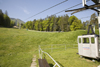 Cable car to Pohorje Mountain, Maribor, Slovenia - photo by I.Middleton
