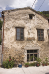 Slovenia - typical limestone house built in Vipava in the Karst region - photo by I.Middleton