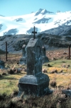 South Georgia Island - Stromness: whalers cemetery (photo by R.Eime)