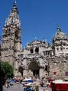 Spain / España - Toledo: Catedral / the Cathedral (photo by Angel Hernandez)