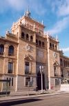 Spain / España - Valladolid: Guardia Civil barracks (photo by Miguel Torres)