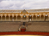 Spain / Espa�a - Sevilla: in the bull-ring - Plaza de Toros - photo by R.Wallace