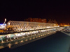 Spain / España - Valencia: L'Umbracle - nocturnal (photo by M.Bergsma)