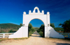 Spain - Cadiz - Gate of an Andalusian farm - photo by K.Strobel