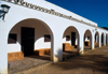 Spain - Cadiz - Stables of an Andalusian farm - photo by K.Strobel