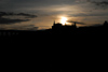 Spain / España - Segovia: sunset - skyline (photo by Miguel Torres)