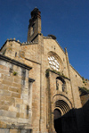 Spain / España - Extremadura - Plasencia: the Old Cathedral - Catedral Vieja (photo by M.Torres)