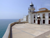 Spain - Peñiscola - The lighthouse - photo by M.Bergsma