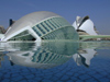 Spain - Valencia - The Hemispheric and Palace of the Arts - photo by M.Bergsma
