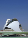 Spain - Valencia - Palace of the Arts - City of Arts and Science