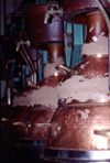 Spain - Cantabria - Cosgaya - alembic - making aqua vitae - distillation apparatus - photo by F.Rigaud