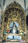 Spain / España - Soria: altar - chapel in the central park (photo by Miguel Torres)