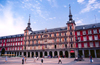 Spain / Espa�a - Madrid: Plaza Mayor - Casa de la Panader�a - Centro de Turismo de Madrid - photo by M.Torres