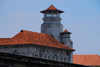 Colombo, Sri Lanka: building with lighthouse style tower, located along the Canal between Fort and Pettah - photo by M.Torres