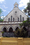 Galle, Southern Province, Sri Lanka: Wesleyan Methodist Church - Old Town - UNESCO World Heritage Site - photo by M.Torres