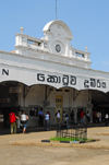 Colombo, Sri Lanka: Fort Railway Station - Olcott Mawatha, Pettah - photo by M.Torres