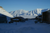 Svalbard - Spitsbergen island - Longyearbyen: with a view over Adventsfjorden - photo by A. Ferrari