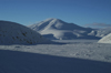 Svalbard - Spitsbergen island - Nordenskiöld Land: long shadows - photo by A. Ferrari