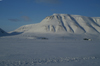 Svalbard - Spitsbergen island - Adventdalen: the scale of human occupation - photo by A. Ferrari
