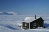 Svalbard - Spitsbergen island - Tempelfjorden: small cottage - photo by A. Ferrari