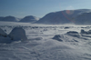 Svalbard - Spitsbergen island - Tempelfjorden: the wind - photo by A. Ferrari